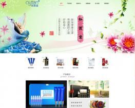 网站建设案例陕西知医堂药业有限公司