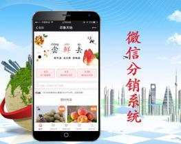 微信开发案例西安印象天地商贸有限公司