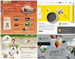网站建设构图让西安网站设计出彩的技巧和方法
